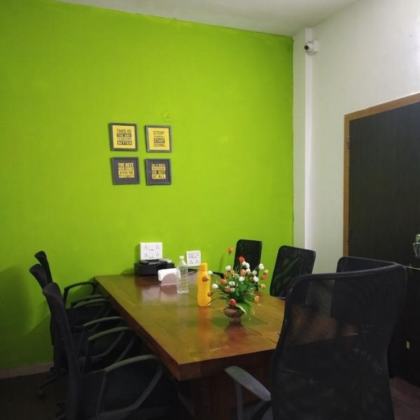 Coworking space pune conference room