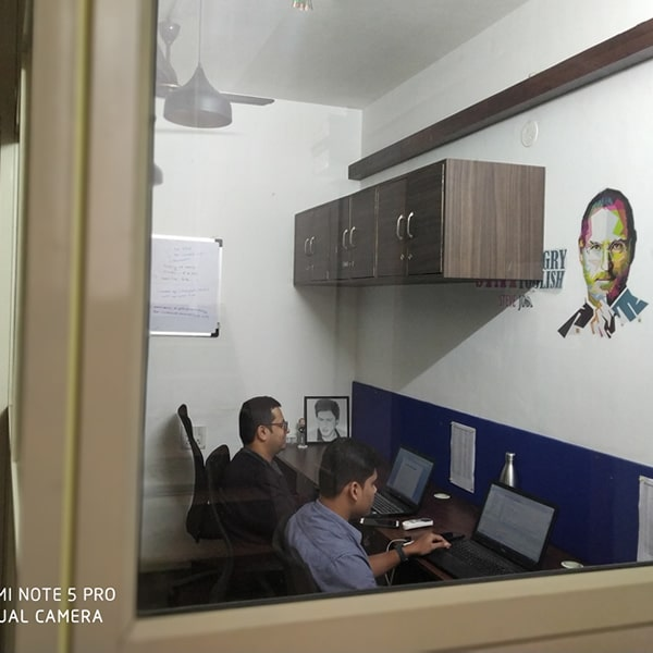 Coworking space pune dedicated desk